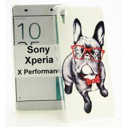 Designskal TPU Sony Xperia X Performance (F8131)