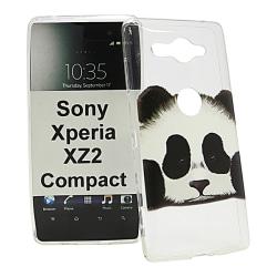 Designskal TPU Sony Xperia XZ2 Compact (H8324)