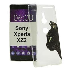 Designskal TPU Sony Xperia XZ2 (H8266)
