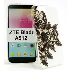 Designskal TPU ZTE Blade A512