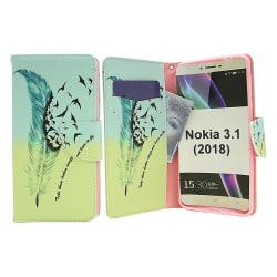 Designwallet Nokia 3.1 (2018)