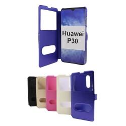 Flipcase Huawei P30 Hotpink