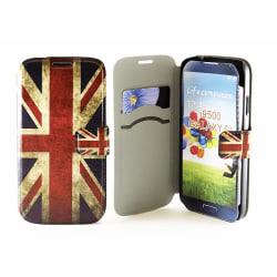 Flipcase kreditkortfodral Samsung Galaxy S4 (i9500)
