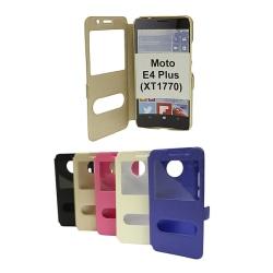 Flipcase Moto E4 Plus (XT1770 / XT1771) Vit