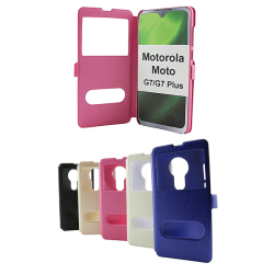 Flipcase Motorola Moto G7 / Moto G7 Plus Hotpink