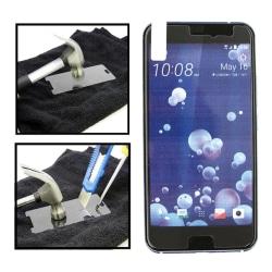 Härdat glas HTC U11