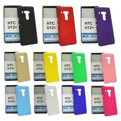 Hardcase HTC U12 Plus / HTC U12+ Svart