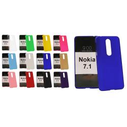 Hardcase Nokia 7.1 Svart