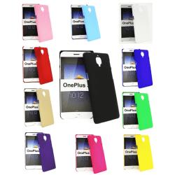 Hardcase OnePlus 3 Svart