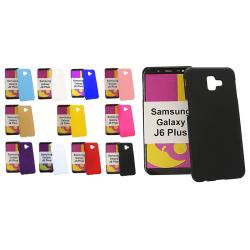 Hardcase Samsung Galaxy J6 Plus (J610FN/DS) Ljusrosa