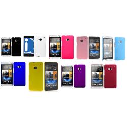 Hardcase skal HTC One (M7) Svart