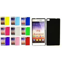 Hardcase skal Huawei P8 Röd