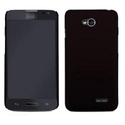 Hardcase skal LG L70 (D320) Ljusrosa
