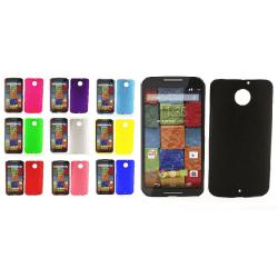 Hardcase skal Motorola Moto X 2 Ljusblå