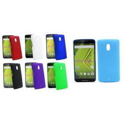 Hardcase skal Motorola Moto X Play Vit