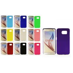 Hardcase skal Samsung Galaxy S6 (SM-G920F) Gul
