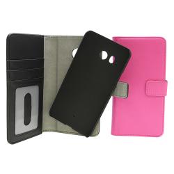 Magnet Wallet HTC U11 Svart