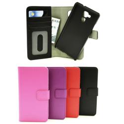 Magnet Wallet Huawei Honor 7 Lite (NEM-L21) Svart