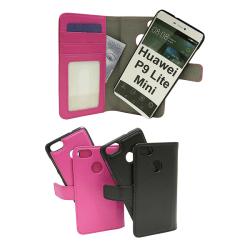 Magnet Wallet Huawei P9 Lite Mini Svart