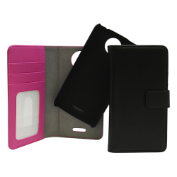 Magnet Wallet Moto C Plus Svart