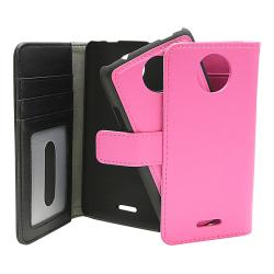 Magnet Wallet Moto C (xt1754) Svart