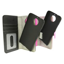 Magnet Wallet Moto G5s Plus (XT1806) Hotpink