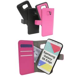 Magnet Wallet Samsung Galaxy S6 Edge (G925F) Svart