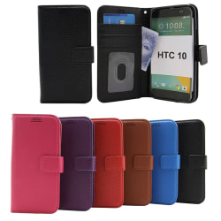New Standcase Wallet HTC 10 Lila