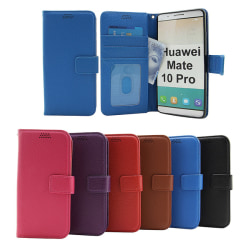 New Standcase Wallet Huawei Mate 10 Pro Hotpink