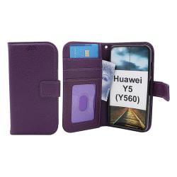 New Standcase Wallet Huawei Y5 (Y560)