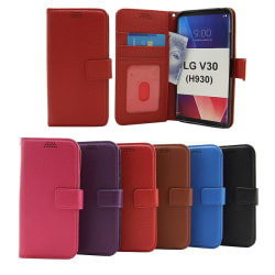 New Standcase Wallet LG V30 (H930) Lila
