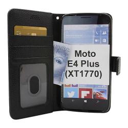 New Standcase Wallet Moto E4 Plus (XT1770 / XT1771)