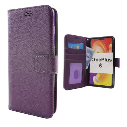 New Standcase Wallet OnePlus 6