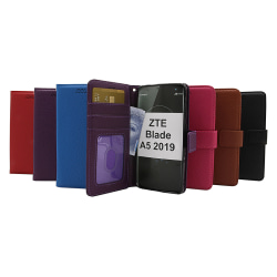 New Standcase Wallet ZTE Blade A5 2019 Lila