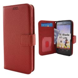 New Standcase Wallet ZTE Blade V7 Lite