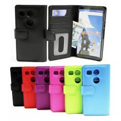 Plånboksfodral Google Nexus 5X (H791) Svart