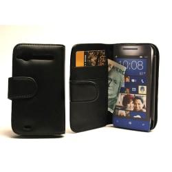 Plånboksfodral HTC Incredible S Svart