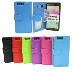 Plånboksfodral Huawei Honor 9 (STF-L09) Grön