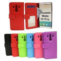 Plånboksfodral Huawei Mate 10 Pro Hotpink