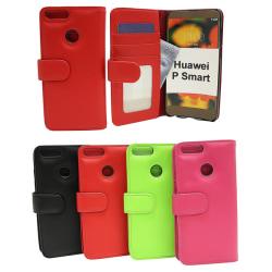 Plånboksfodral Huawei P Smart Röd