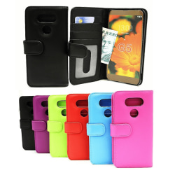 Plånboksfodral LG G5 / G5 SE (H850 / H840) Ljusblå