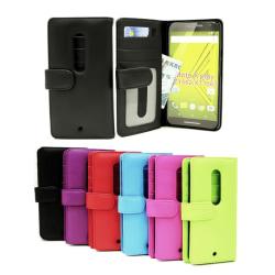 Plånboksfodral Motorola Moto X Play Grön