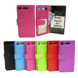Plånboksfodral Sony Xperia XZ1 (G8341) Svart