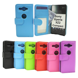 Plånboksfodral Sony Xperia XZ2 Compact (H8324) Grön