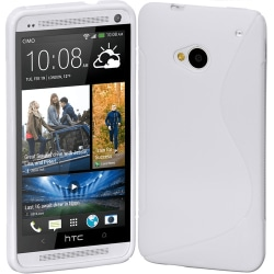 S-Line skal HTC One (M7) Vit