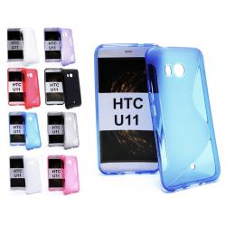 S-Line skal HTC U11 Vit
