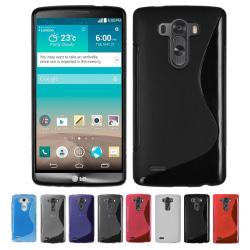 S-Line skal LG G3 (D855) Blå
