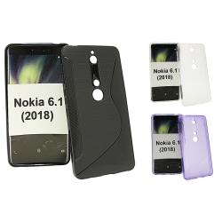 S-Line skal Nokia 6 (2018) Clear
