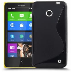 S-Line skal Nokia Lumia 630/635 Vit