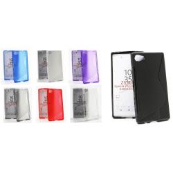 S-Line Skal Sony Xperia Z5 Compact (E5823) Svart